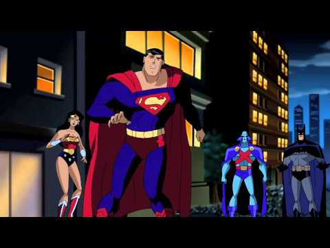 Justice League Unlimited Season 4 (final Batle) video