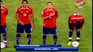 PERÚ VS CHILE- CLASIFICATORIAS SUDÁFRICA 2010