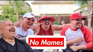 MEXICAN FAMILY ROASTS EACH OTHER! *Hilarious*