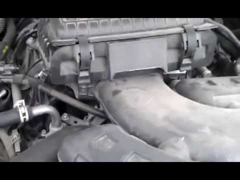 5.4 Triton engine knock 2005 F-150