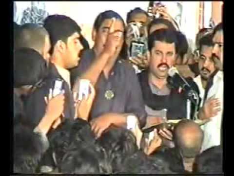 D.i.khan Bawa Sibtain Shah Noha''koe Hadsa Na Tha'' video
