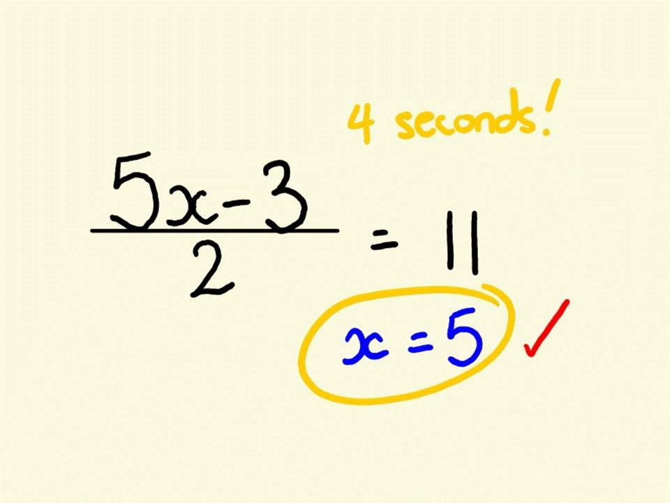 Solve my math homework please