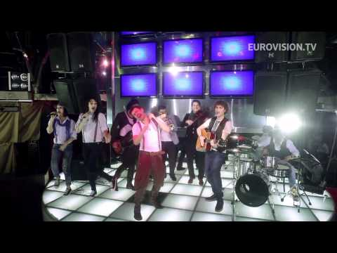Pasha Parfeny - Lăutar (Moldova) 2012 Eurovision Song Contest Official Preview Video