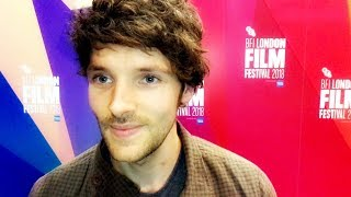COLIN MORGAN on playing the lead role in BENJAMIN | BFI London Film Festival 2018