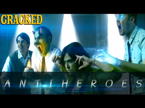 How the Government Would Actually Treat Superheroes - Antiheroes: Episode 4