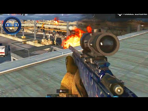Battlefield 4 XBOX ONE - SNIPING Multiplayer Gameplay!