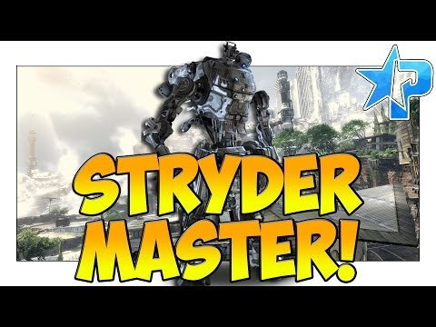 TITANFALL: BEST TITAN! Stryder Build & Review! (Titanfall Multiplayer Gameplay Xbox One)