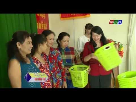 Bình Thủy: Gần 100 tỷ đồng hỗ trợ phụ nữ khởi sự kinh doanh