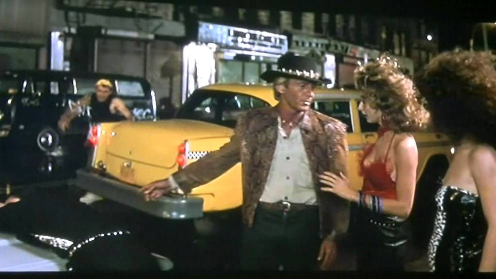 Paul Hogan Clip - Mick Dundee in New York - YouTube
