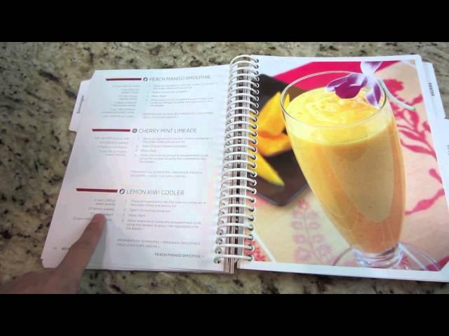 Vitamix Breakfast Smoothie Recipe