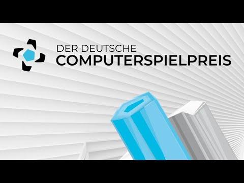 Der Deutsche Computerspielpreis 2021 (DCP) #derDCP