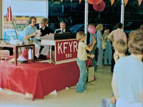 KFYR Part #2  550 Bismarck North Dakota 1975 Radio K-FYR