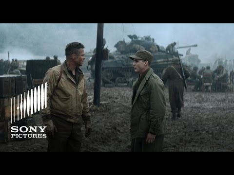 FURY Movie - Recruits - In theaters 10/17!