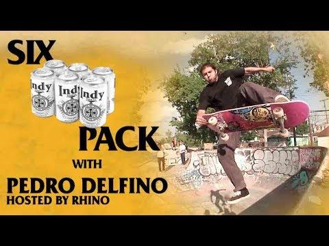 Pedro Delfino: SIX PACK   Independent Trucks