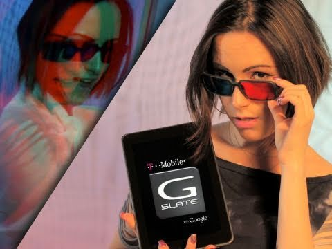 Get Your Steamy T-mobile 3d G-slate With Google Unboxing On! - Unboxing Porn video