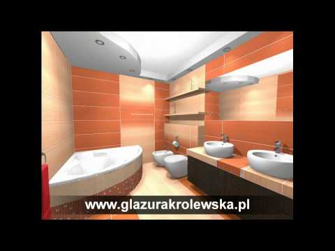 Małe łazienki  aranżacje  Ełazienki