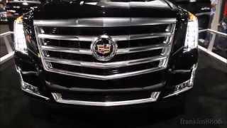 2015 Cadillac Escalade ESV Walkaround