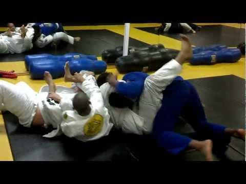 BJJ Training Video 3 - 2013