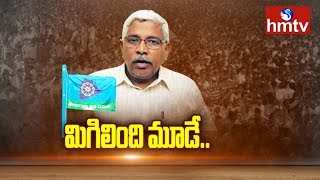 Injustice to Kodandaram Party TJS in Mahakutami ?  | hmtv