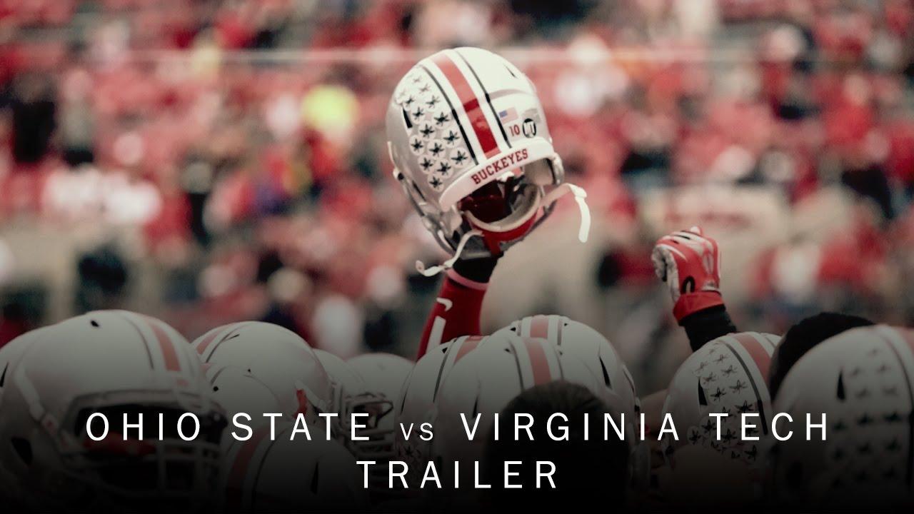 Ohio State Football: Virginia Tech Trailer