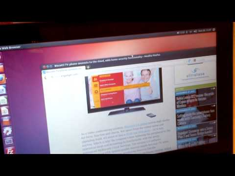 Ubuntu 12.10 on my touchscreen Asus Vivobook X202E (S200)