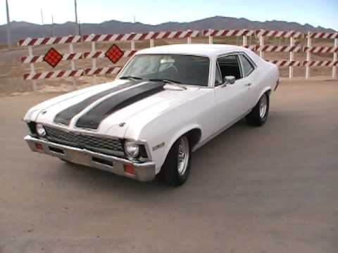 1970 Nova SS tribute- 468 Big Block- BIG CAM, FLOWMASTER!!!
