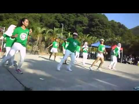 Pop dance 2014 green team SMA 6 BINTANG NUSANTARA