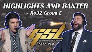 Tasteless and Artosis - GSL 2019 Season 2 Ro. 32 Group E - Highlights and Banter