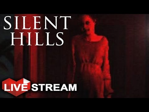SCARIEST Game Ever Made | Silent Hills (P.T.) Gameplay Live Stream (NO SLEEP CHALLENGE)