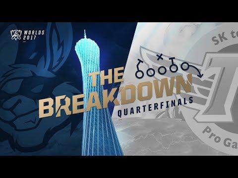 The Breakdown with Zirene: How SKT beat Misfits (Worlds Quarterfinals)