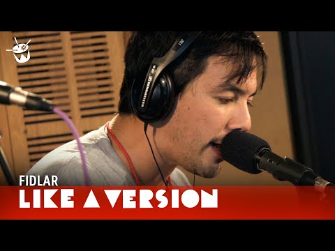 FIDLAR play 'No Waves' live on triple j