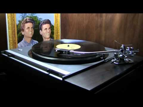 That's Just Too Much - The Everly Brothers  SME 3009 tonearm  Sony TTS-3000 turntable