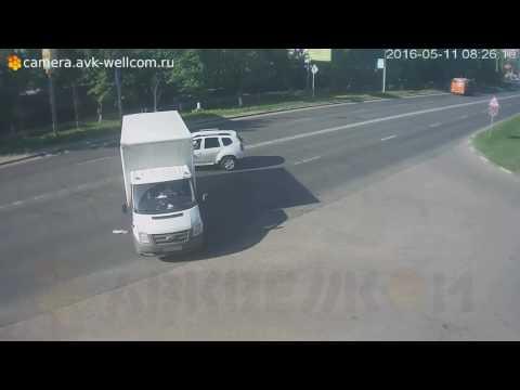 Авария, г. Котельники, ул. Новая д. 13, 11.05.2016