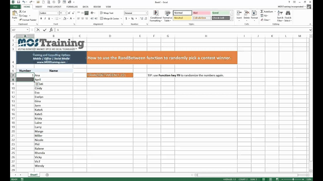 microsoft excel 2013 training learn advanced excel tips