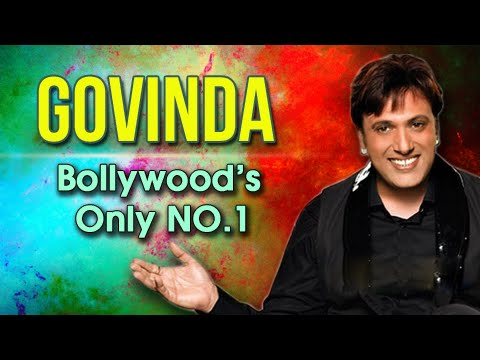 100 Years Of Bollywood - Govinda - Bollywoods only No.1