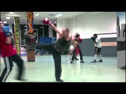 Undisputed - Knockout - USF Boxe Francaise - Savate Fight - Mixed Boxing - Best Of Entrainement Image 1