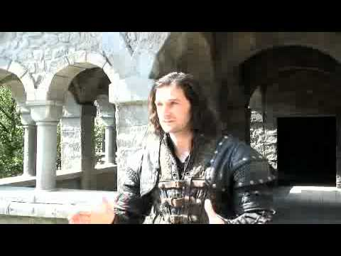 Richard Armitage Interview Robin Hood Series 3 --  3-28-2009