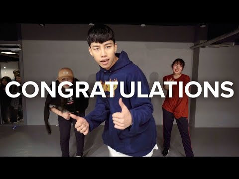 Congratulations - Post Malone ft. Quavo / Jinwoo Yoon Choreography