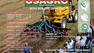 USAGRO | Türkiye Plant Fertilizer