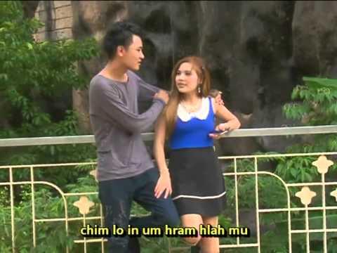 Lai Hla Thar 2015  Ngunbik - Lungthin Thiangte In video