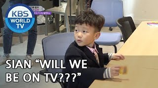 "SIAN ""will we be on TV?"" LOL [The Return of Superman/2019.04.14]"