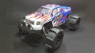 [Mở Hộp - Chạy Thử] Siêu xe RC FS Racing 53692 1/10 95KM/h