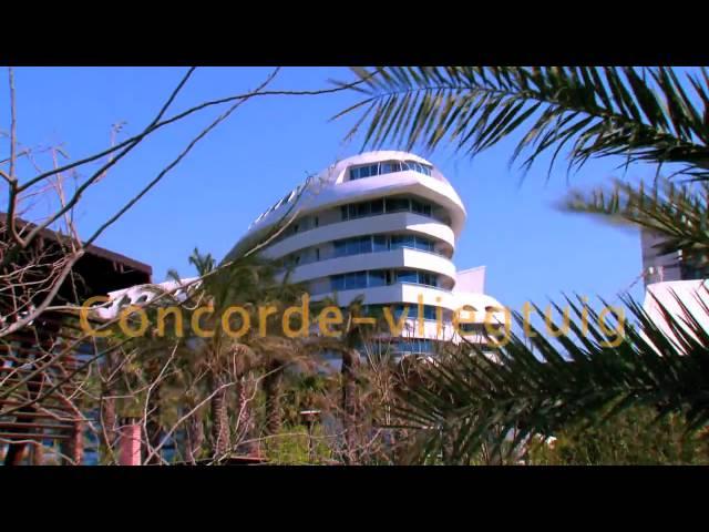 all-inclusive hotel Concorde
