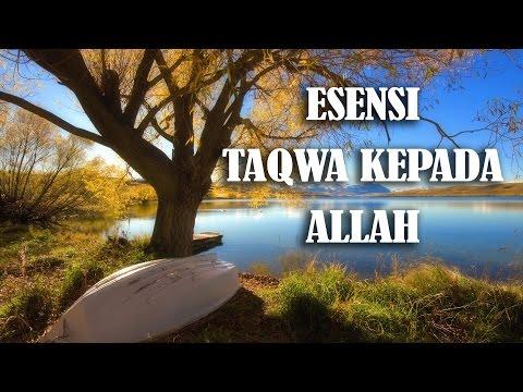 Esensi Taqwa Kepada Allah | Ustad Nouman Ali Khan