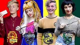 Harry Potter Hogwarts House Lookbook Ft Vegard