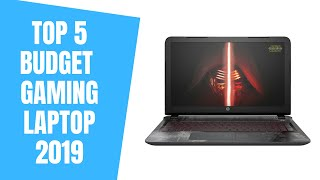 Top 5 Best Budget Gaming Laptop Under $500 2019