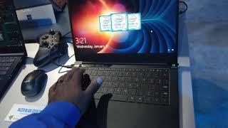 ASUS ZenBook Pro 14 UX480 and Razer Blade Stealth Laptop Teaser, CES 2019 [4K Video]
