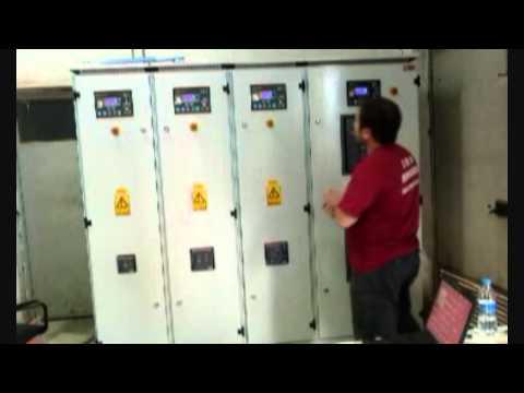 Synchronization of power generators thumbnail