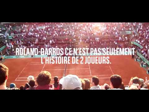 BNP Paribas et We Are Tennis : 40 ans de partenariat avec Roland-Garros