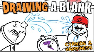 What did they do to Thomas the Tank Engine?? - Cyanide & Happiness - Drawing a Blank Ep. 17